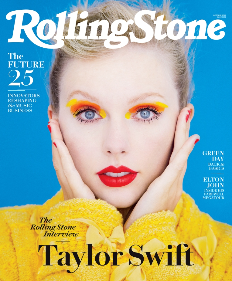 RS1332 Taylor Swift Photograph by by Erik Madigan Heck for Rolling Stone
